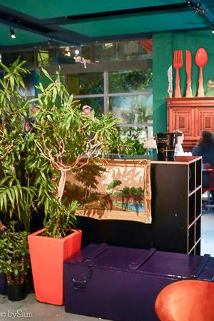 BAUT West restaurant Amsterdam