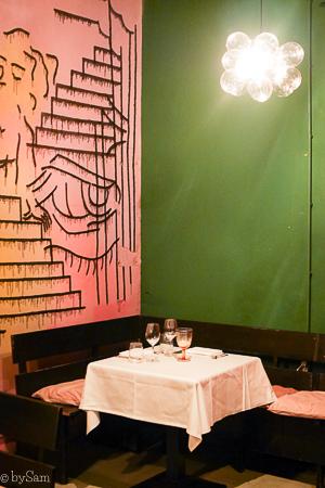 Restaurant BAUT met Bar Baut om de hoek