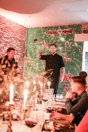 Beefsteak Club Amsterdam restaurant