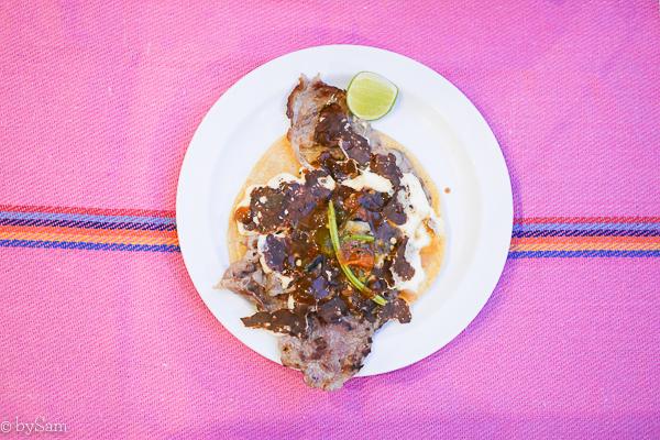 Best taco Mexico City El Califa