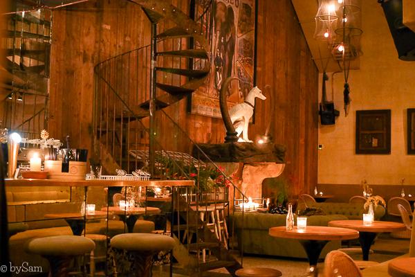 Joya restaurant Amsterdam centrum