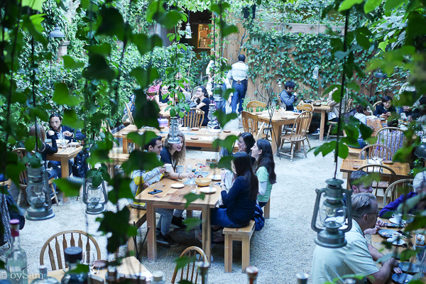 Mexico City tips food eten
