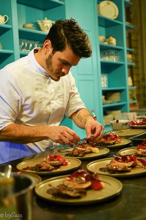 Koken met Parrano gerechten met kaas Fernando Paez