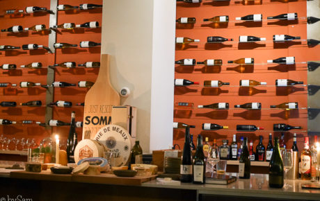 Wijnbars waar je te gek kunt eten. I love it! Daarom staat deze spot op mijn favorites list