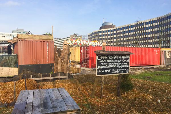 Kas Kantine Amsterdam Nieuw-West