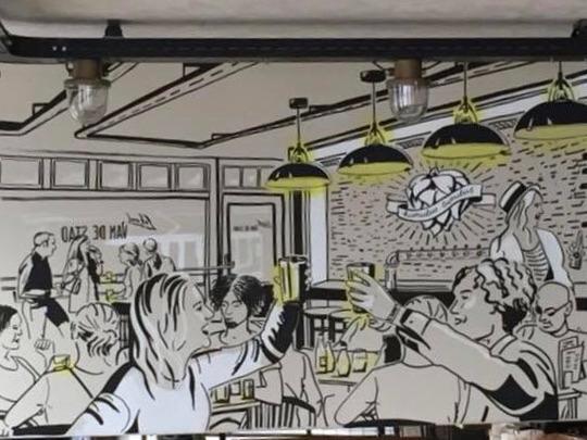 Lokaal van de Stad Amsterdam cafe bar