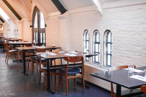 BAK Amsterdam restaurant