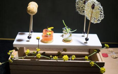 Uit eten bij restaurant ARC by Lute: Lookbook