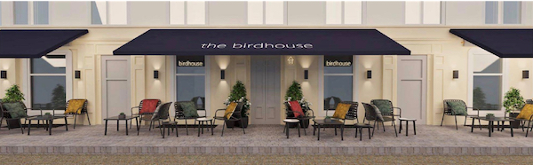 Birdhouse Amsterdam Artis Oost