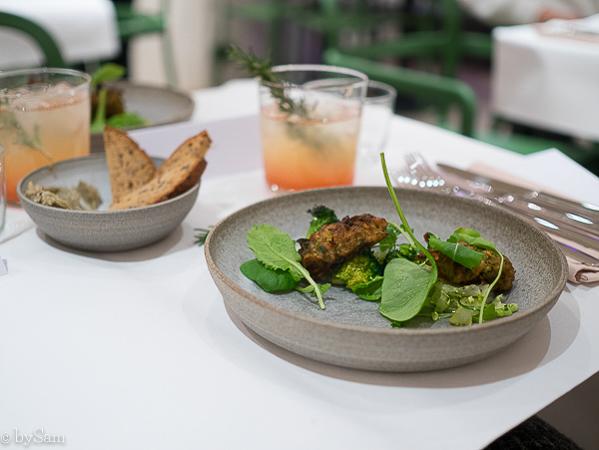 Yerba Amsterdam vega restaurant
