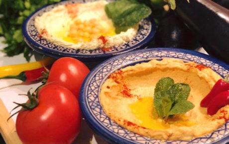 Yummy Hummus nieuwe hoemoes spot op de Kinkerstraat