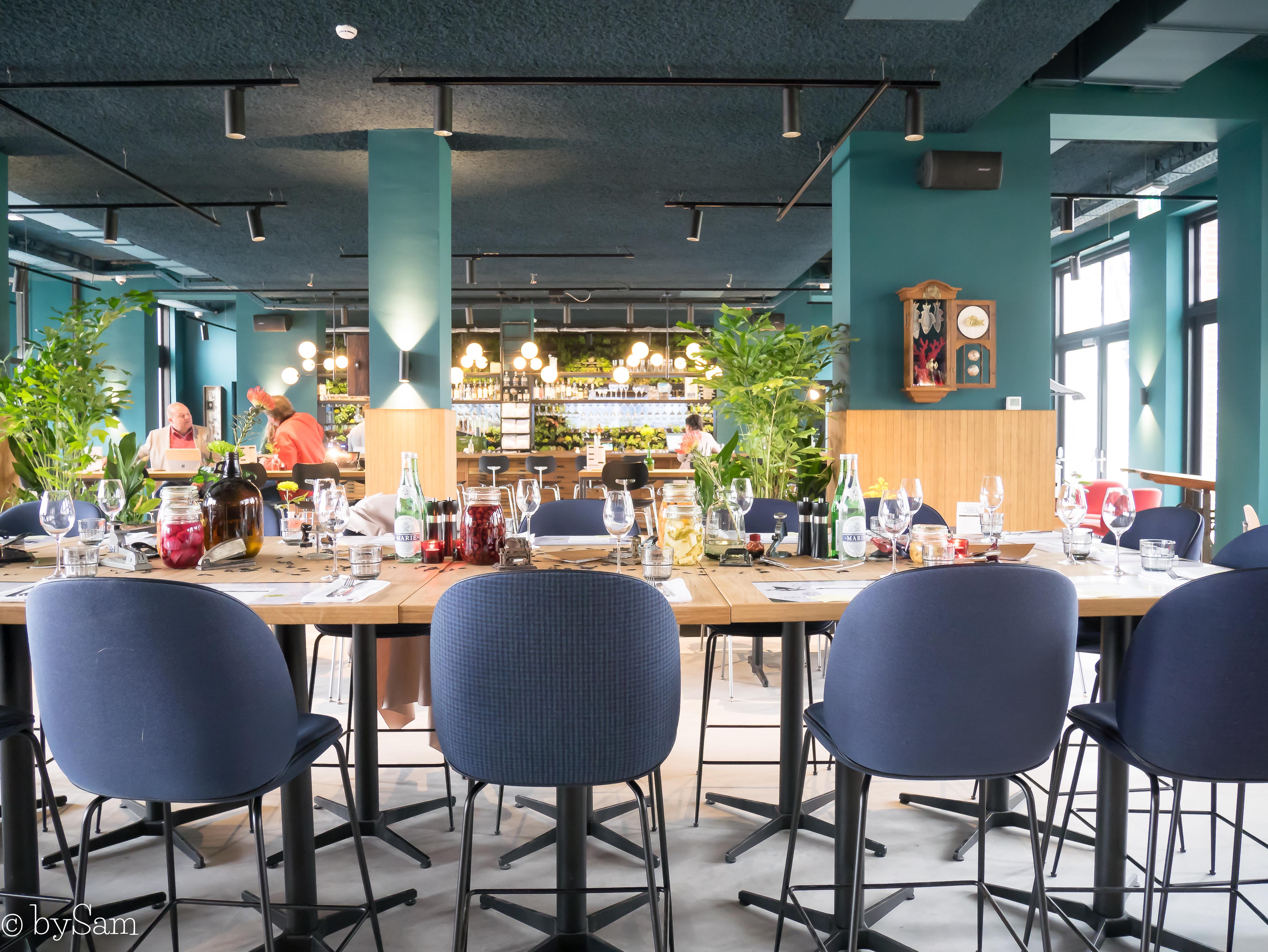 Bar kantoor nieuwe bar en restaurant in het westerpark for Nieuwe restaurants amsterdam