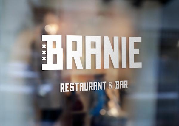 Branie Bar Restaurant Amsterdam cocktailbar Ten Katestraat