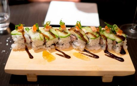 Restaurant CHI Sushi & Bites: Experimentele sushi en gruwelijk lekkere bites