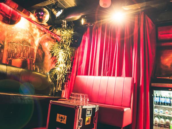 Karakter karaokekamer Amsterdam prive