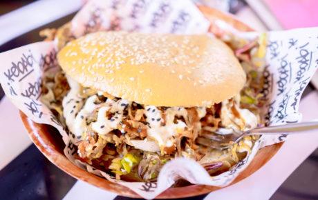 Kebabi vegan kebab pita Amsterdam