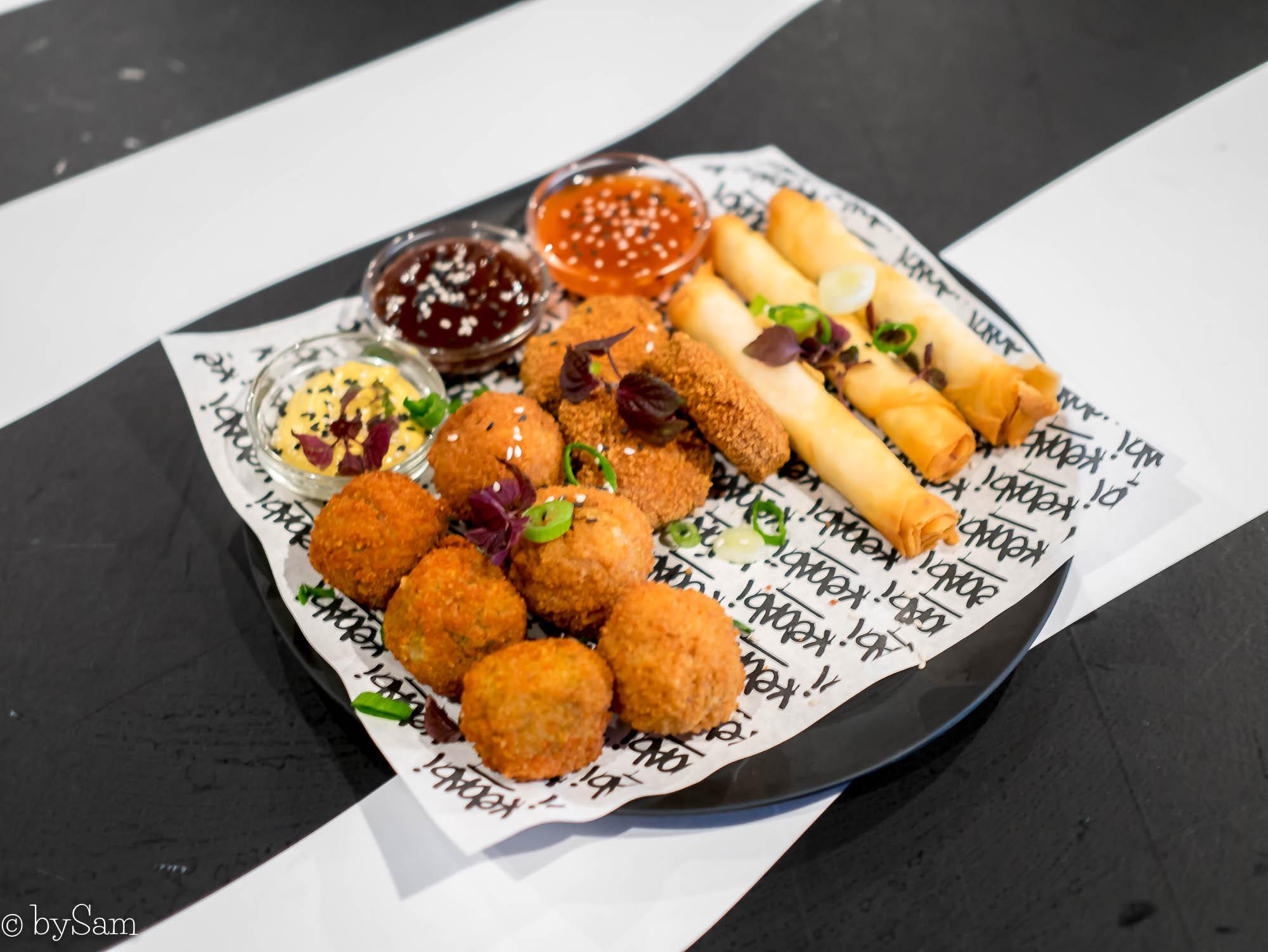 Kebabi Amsterdam vegan snacks
