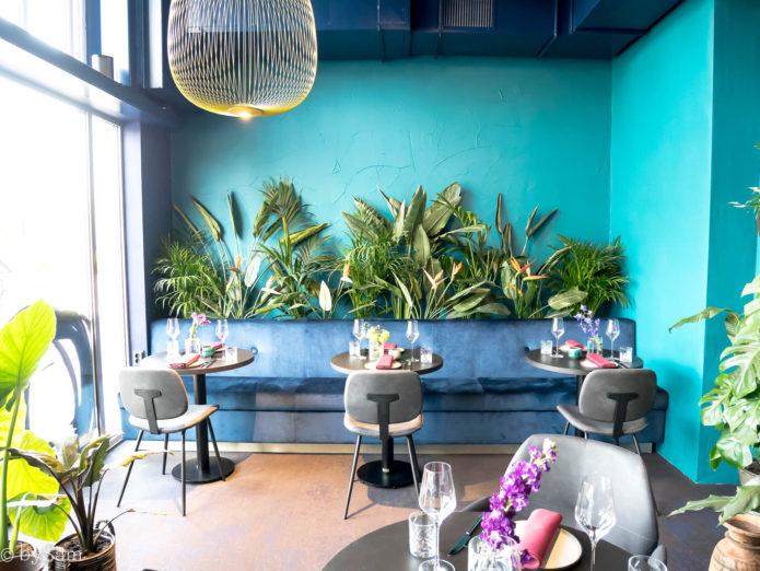 NOMADS Amsterdam Oostpoort restaurant bar