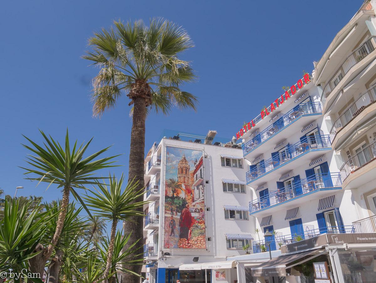 Sitges vakantie Spanje Catalonië