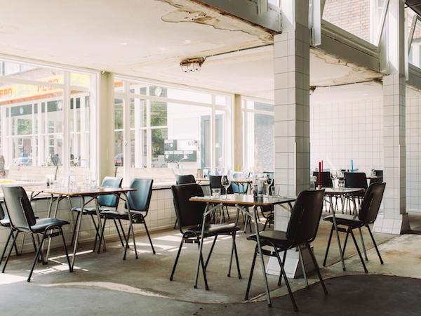 Roxanne Amsterdam restaurant bar