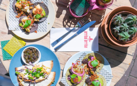 Arriba Arriba coole Mexican spot op de Rozengracht