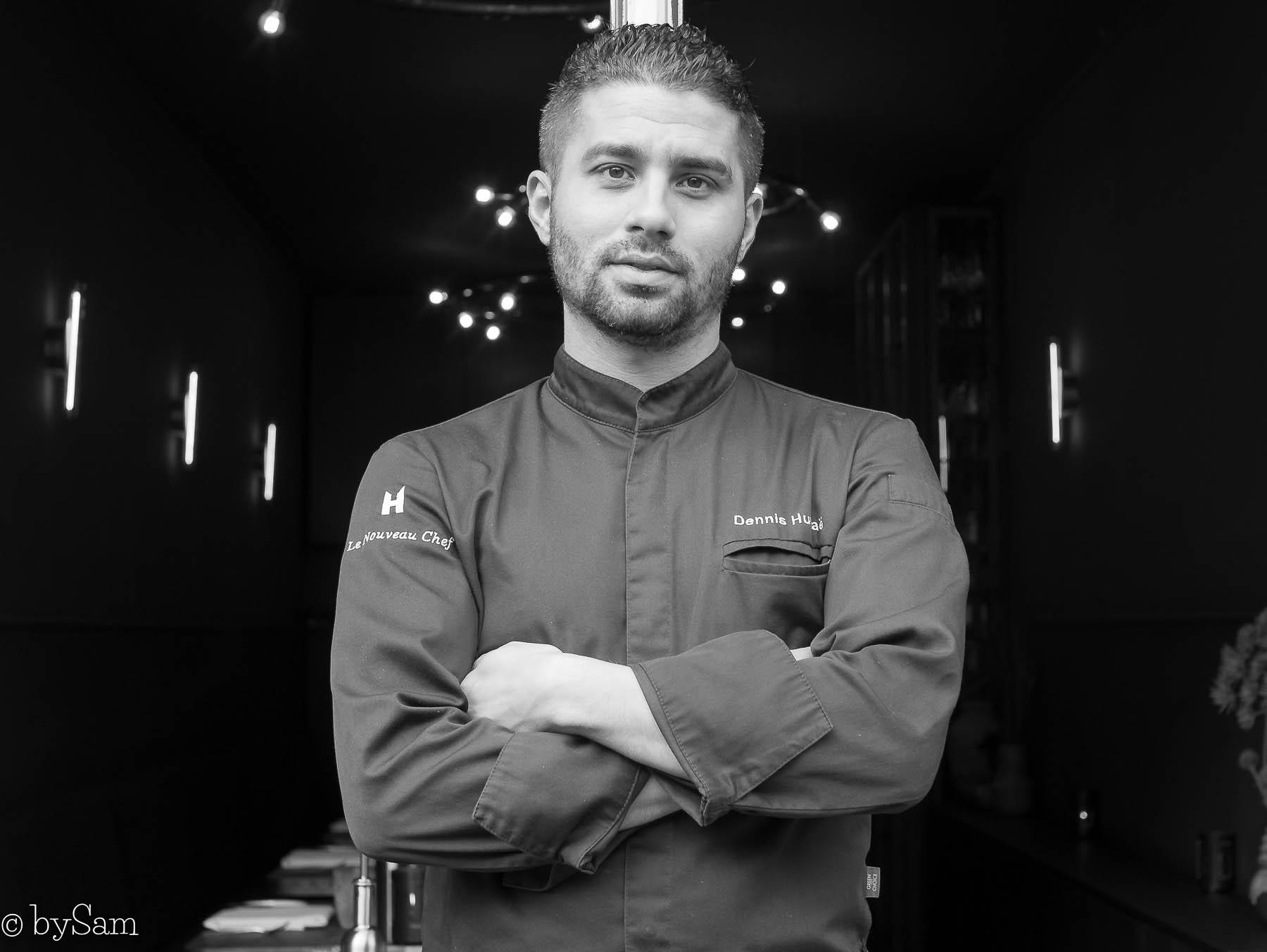 Chef Dennis Huwae restaurant Daalder