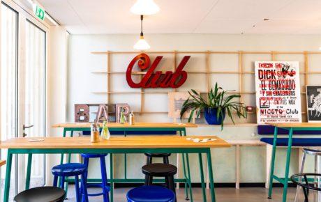 Clubhouse Amsterdam nieuwe spot met verborgen terras