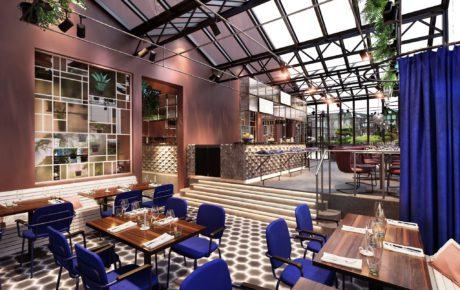 De Kop van Oost nieuwe stunning bar restaurant in Amsterdam Oost