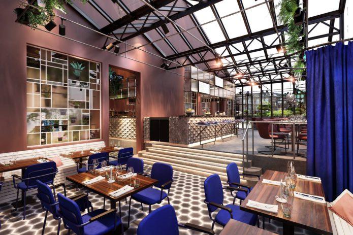 De Kop van Oost Amsterdam restaurant bar