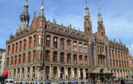 Er komt een nieuwe food court in Amsterdam!