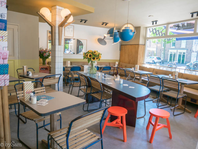 Superette Amsterdam Cafe Oost