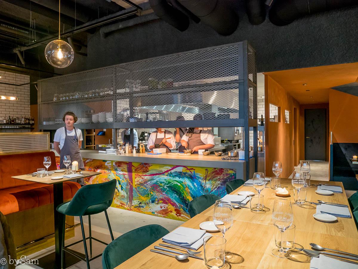 Bar Alt Amsterdam restaurant zuid