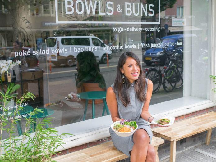 Bowls & Buns bySam Amsterdam