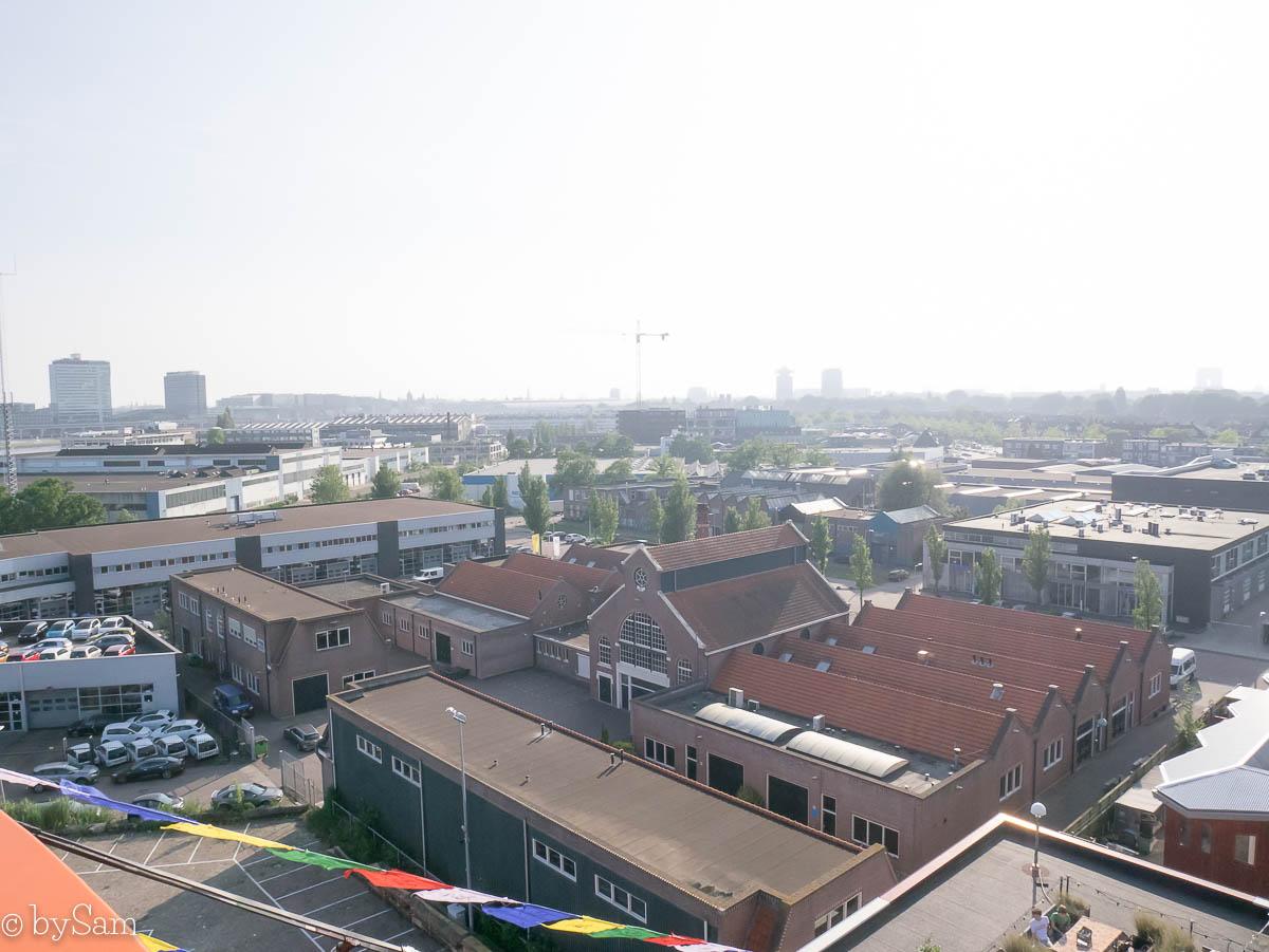 Daalder pop-up restaurant Amsterdam Noord