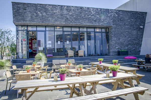 Palante Cafe Restaurant Amsterdam