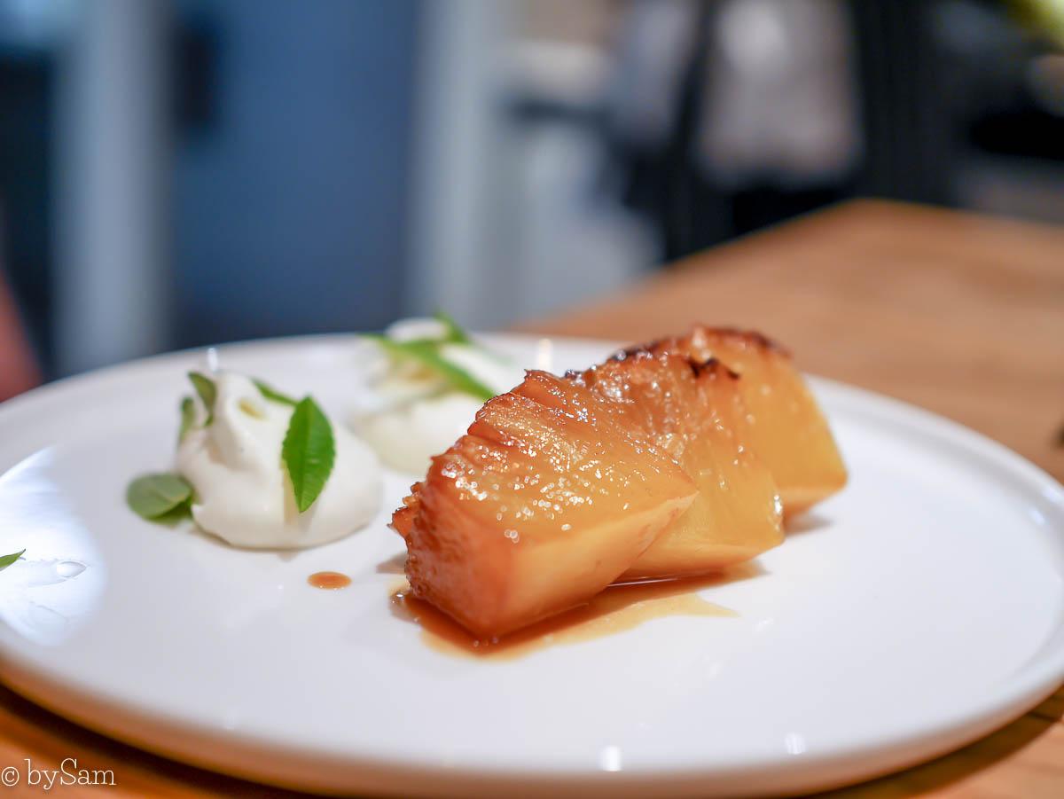 Restaurant 101 Gowrie Alex Haupt