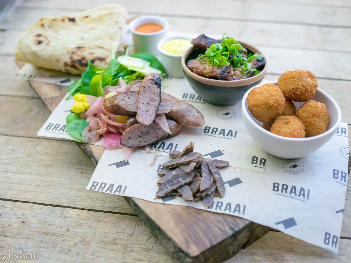 Barbecuerestaurant Braai Rivierenbuurt