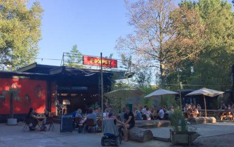 Mannen achter Dum Dum Palace openen Pompet in het Noorderpark