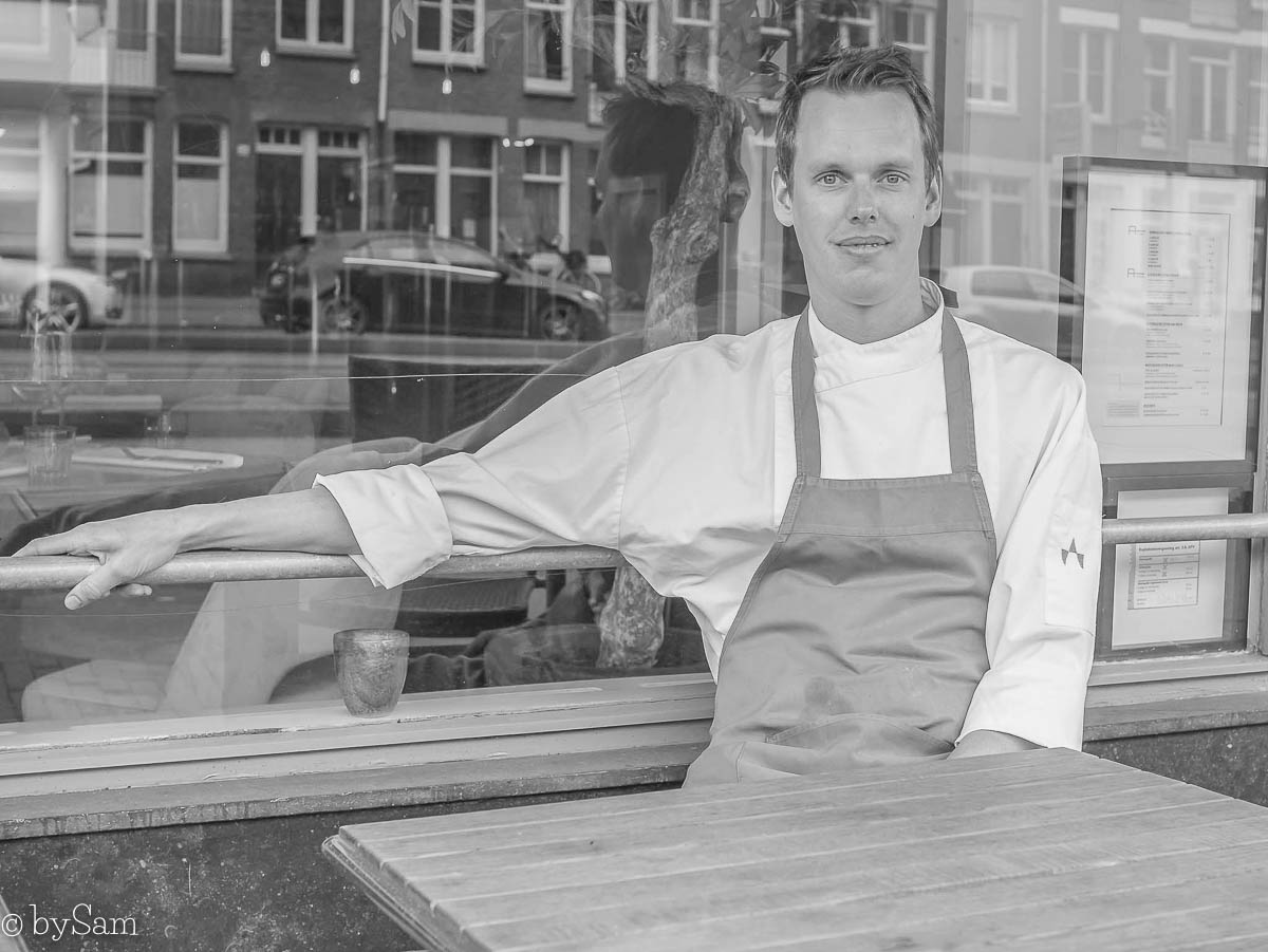 Restaurant ADAM Amsterdam