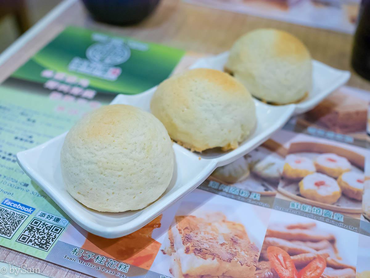 Tim Ho Wan Michelinrestaurant dim sum