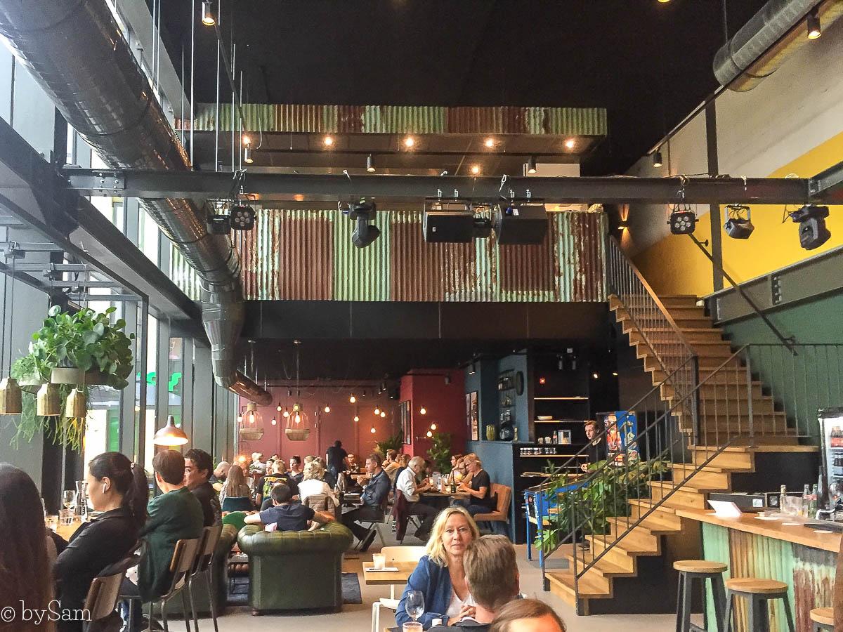 LELY bar restaurant Amsterdam Lelylaan