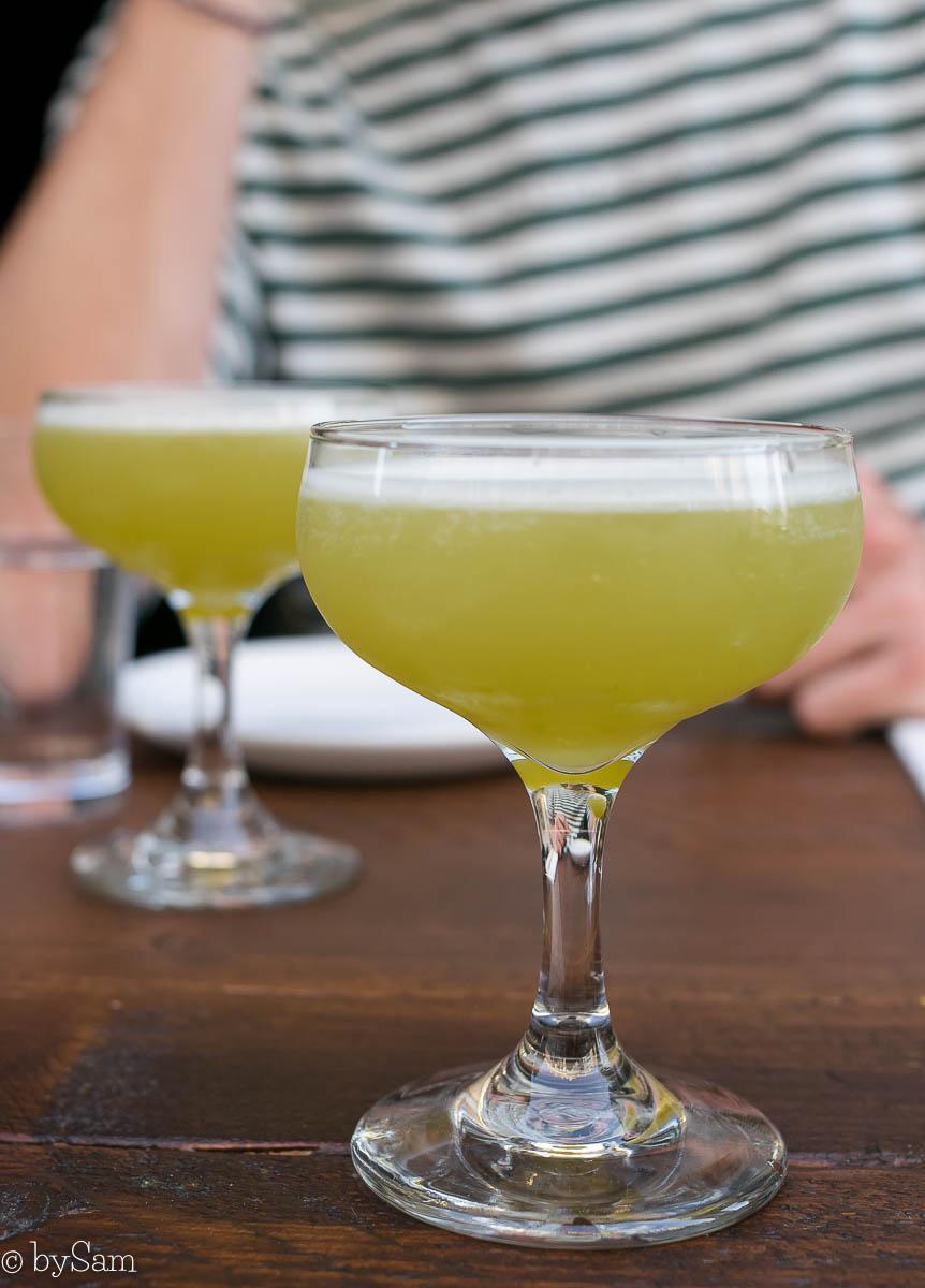 Cocktail bar Branie Amsterdam