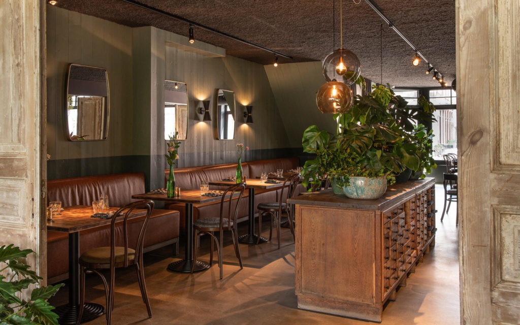 Café Cliché Amsterdam restaurant