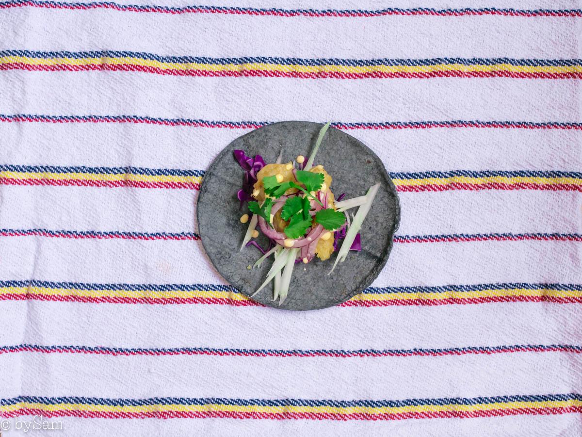 Recept Mexicaanse fish tacos
