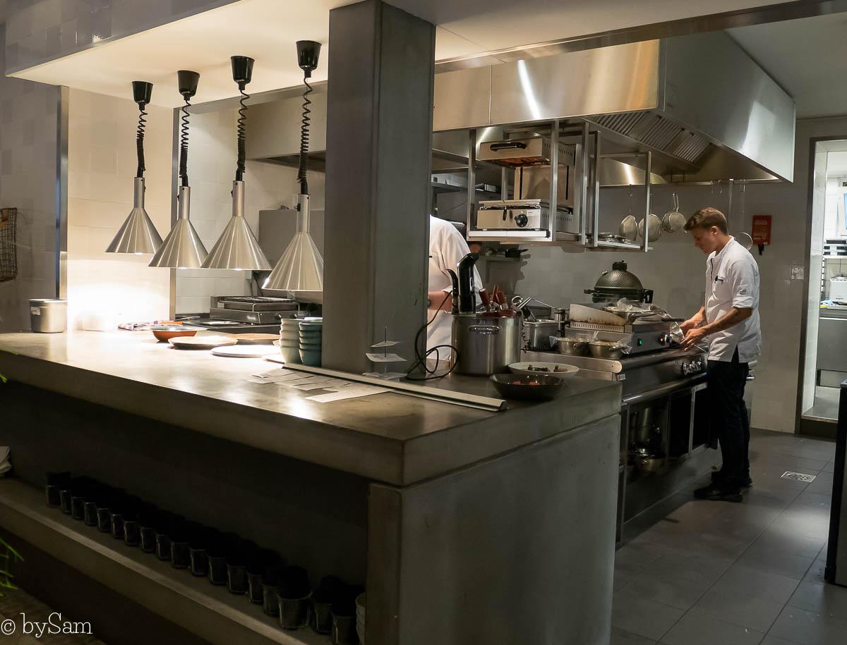 Restaurant Dijks open keuken