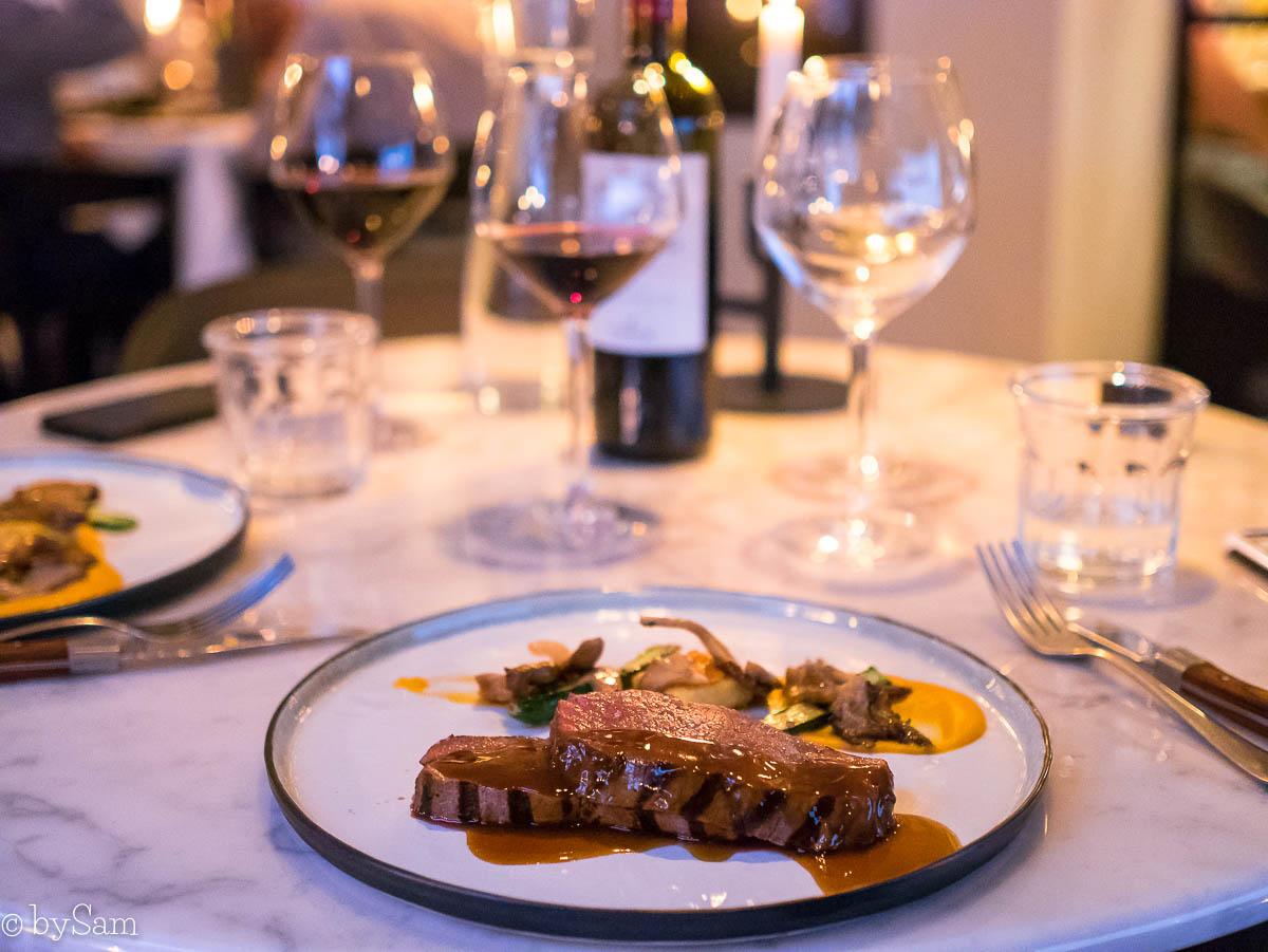 Restaurant Dijks uit eten bourgondisch