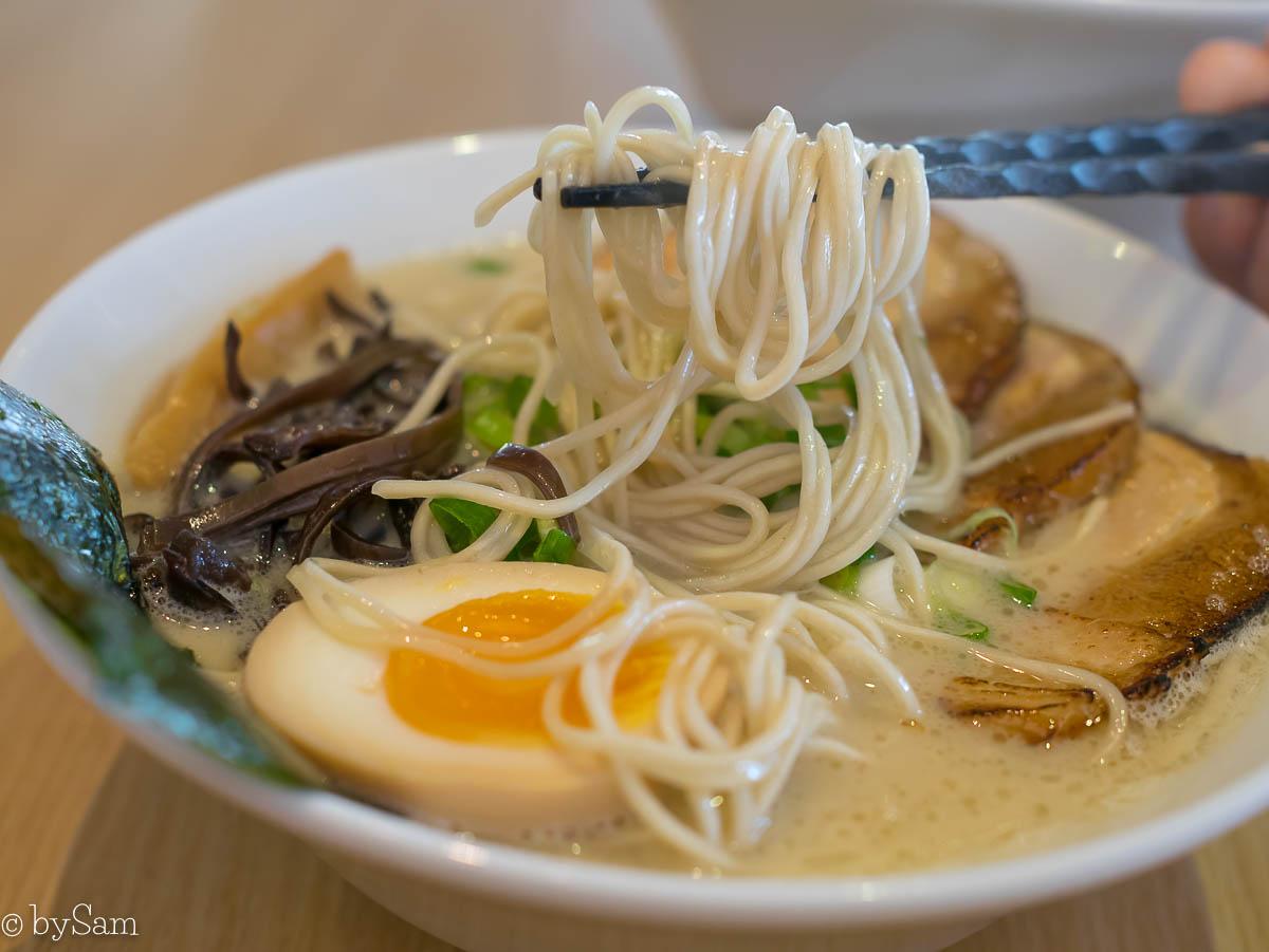 Tensai Ramen Rotterdam restaurant noodles