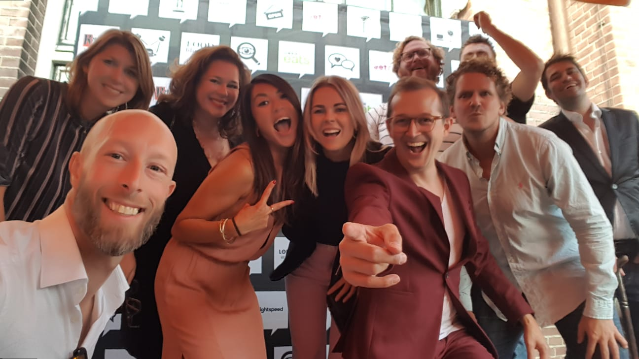 Juryleden Foodbloggers Awards