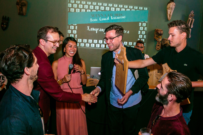 Foodbloggers Awards winnaars