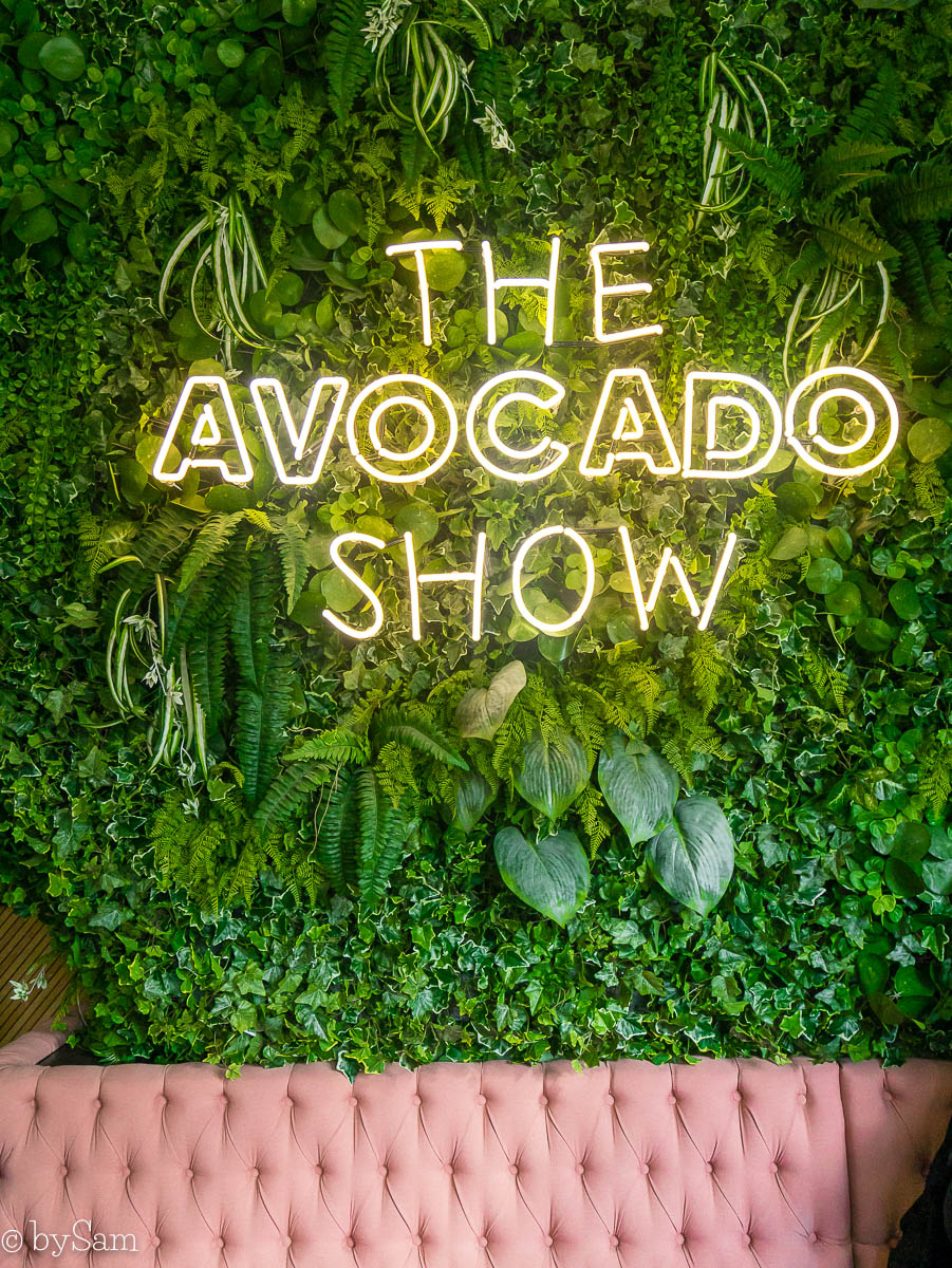 The Avocado Show Boutique hotspot Amsterdam zuid